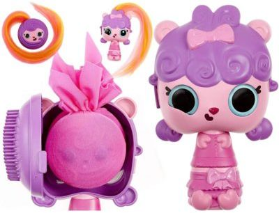 Figurki MGA ENTERTAINMENT Pop Pop Hair Surprise 3w1 562665