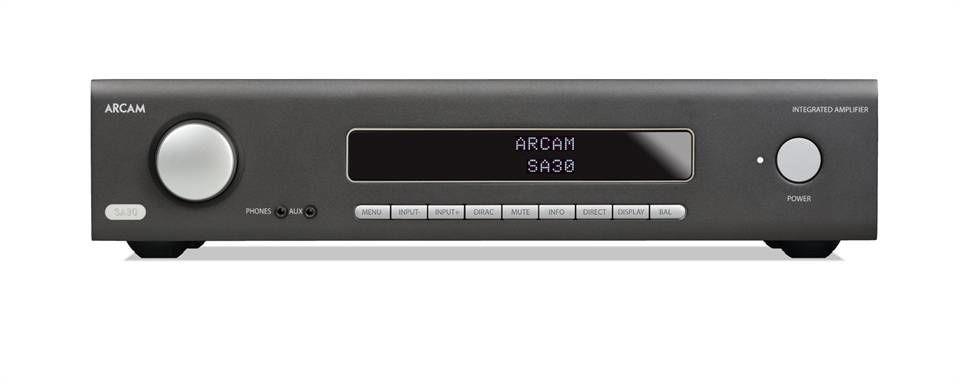 Arcam SA30 - Inteligentny wzmacniacz zintegrowany klasy G