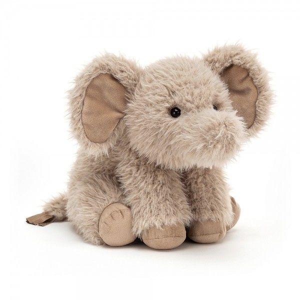 Jellycat - Przytulanka MaskotkaCurvie słoń 24cm