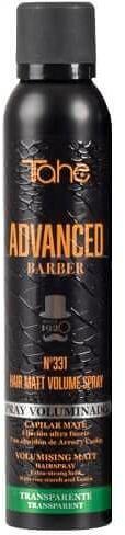 Tahe Advanced Barber 331 Hair Matt Volume Spray puder w spray''u na objętość 200ml