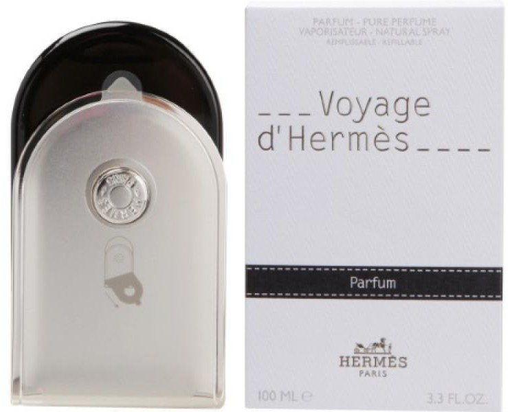 Herms Voyage d''Herms 100 ml perfumy napełnialny unisex perfumy + do każdego zamówienia upominek.
