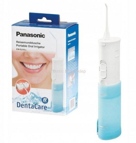 Irygator dentystyczny PANASONIC EW-DJ10-A. Bezprzewodowy na baterie.