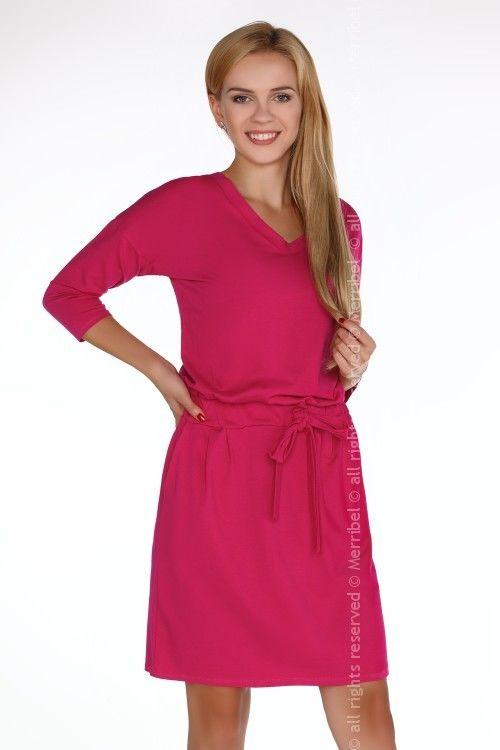Marlann fuksja sukienka