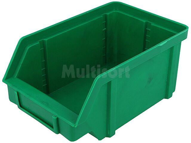 Pojemnik warsztatowy typ IV - 157x101x74mm zielony