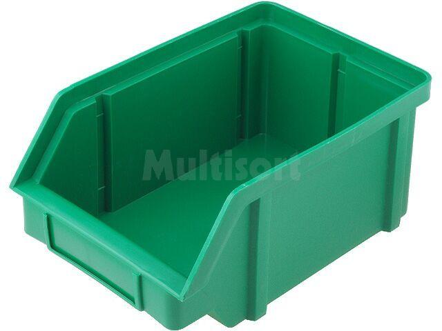 Pojemnik warsztatowy typ III - 224x144x108mm zielony