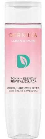 Dermika Clean & More tonik-esencja rewitalizująca 200 ml