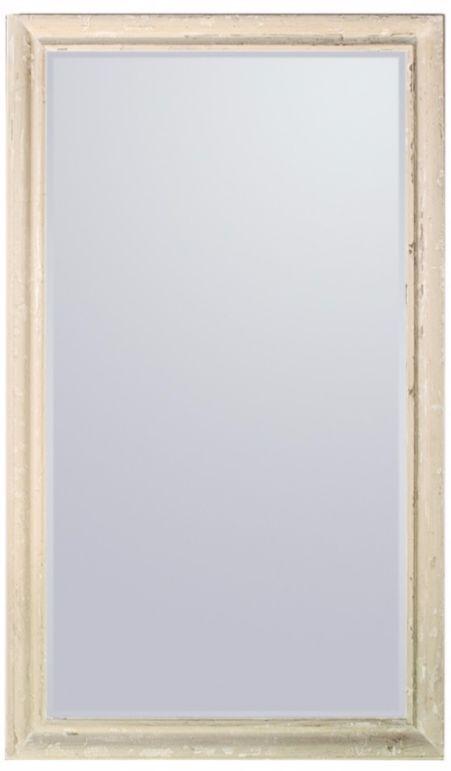 Vintage Ecru Lustro ścienne 90x150