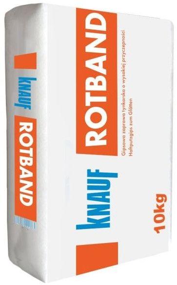 Tynk gipsowy ręczny Knauf Rotband 10 kg