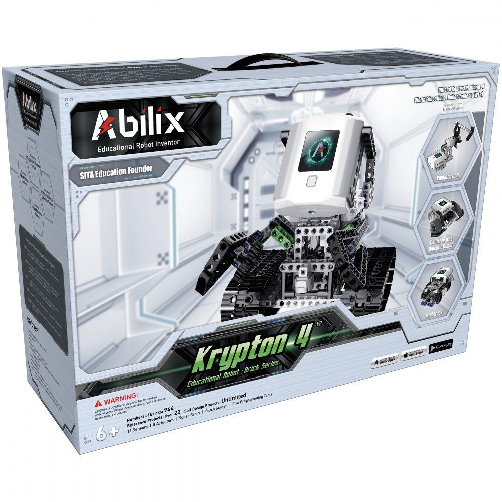 Abilix - Krypton 4 V2 - Robot zabawka