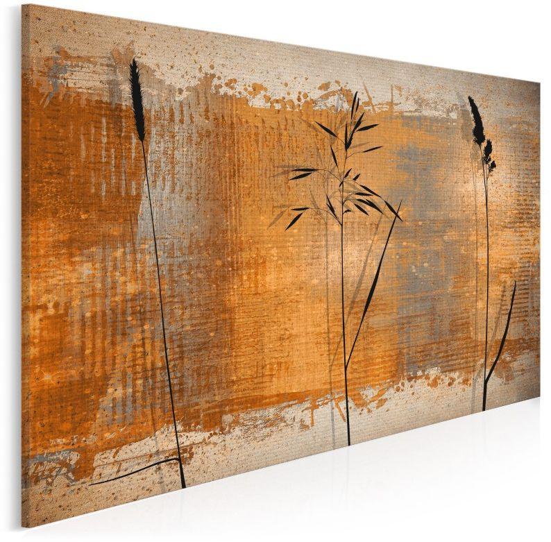 Pokłosie - nowoczesny obraz do sypialni - 120x80 cm