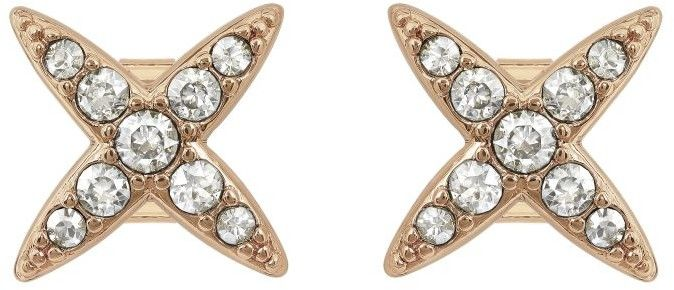 Biżuteria damska Adore Jewellery 4 Point Star Earrings 5303133