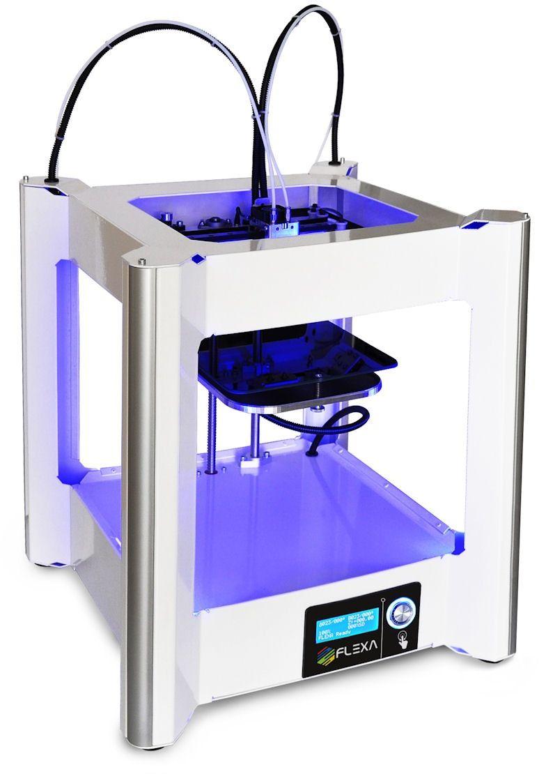 FLEXA - Drukarka 3D DUO