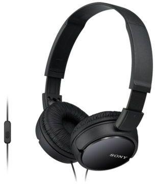Słuchawki SONY MDR-ZX110AP Android Czarny. > DARMOWA DOSTAWA ODBIÓR W 29 MIN DOGODNE RATY