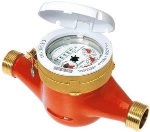 "Wodomierz typu: GMDM-I 1"" AC Q3-6,3 m3/h DN25 R100/R50 do wody ciepłej"