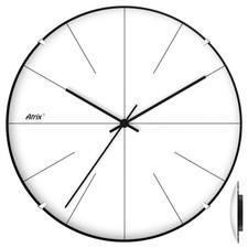 Zegar plastikowy convex Super Cichy #3