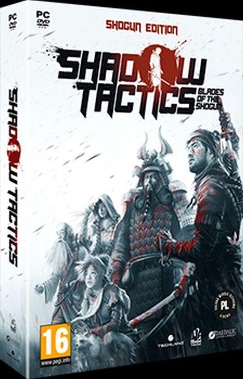 Shadow Tactics ZAKŁADKA DO KSIĄŻEK GRATIS DO KAŻDEGO ZAMÓWIENIA