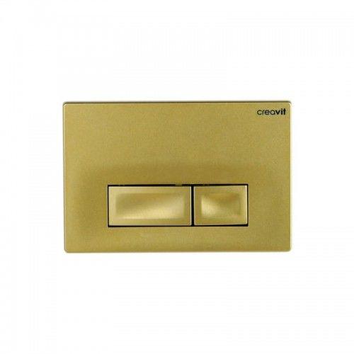 Przycisk spłukujący ORE CREAVIT Złoty