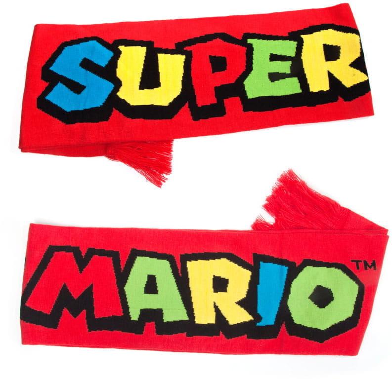 Szalik Super Mario - Mario