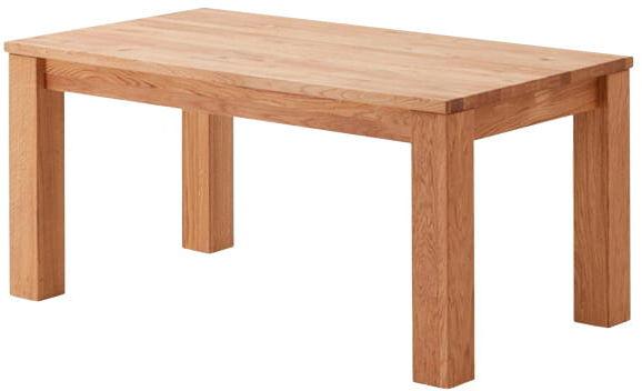 Stół dębowy rozkładany Blox Soolido Meble dębowe
