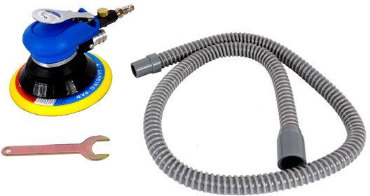 Szlifierka pneumatyczna mimośrodowa 150mm odpył