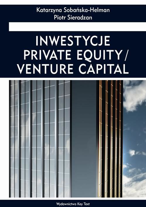 Inwestycje private equity/venture capital - Piotr Sieradzan - ebook