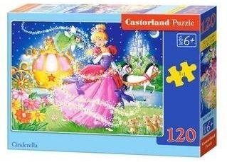 Puzzle 120 Cinderella - Castorland