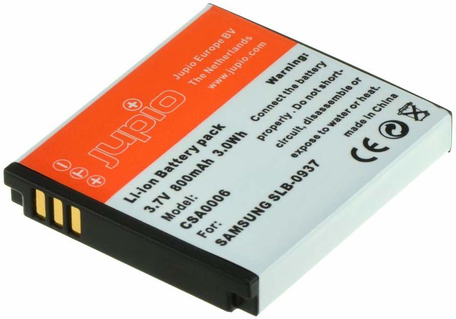 Jupio CSA0006 bateria do aparatu Samsung SLB-0937