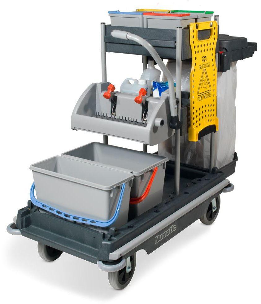 Numatic SCG 1805 - wózek serwisowy do sprzątania