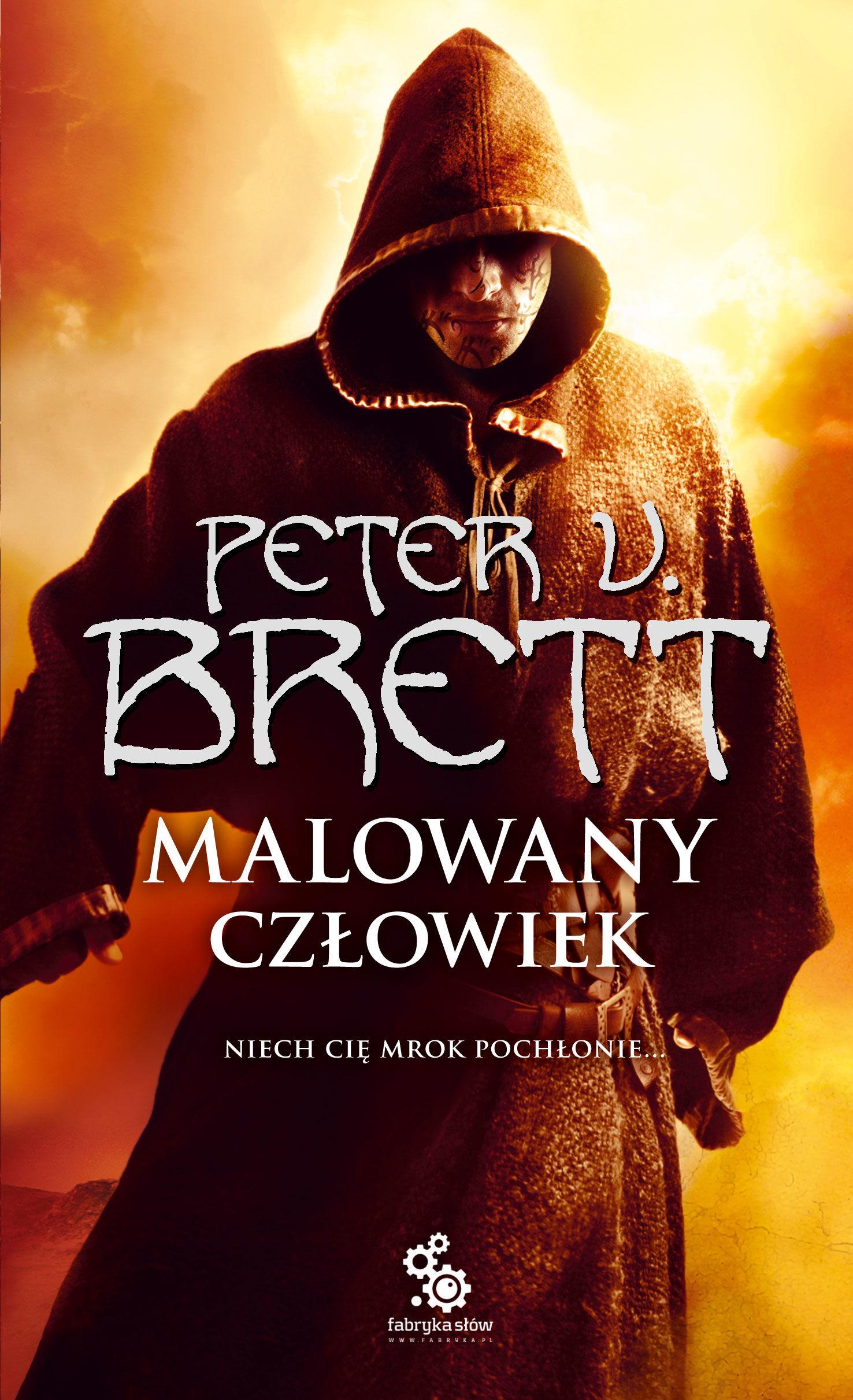 Malowany człowiek. Księga 1 - Peter V. Brett - audiobook
