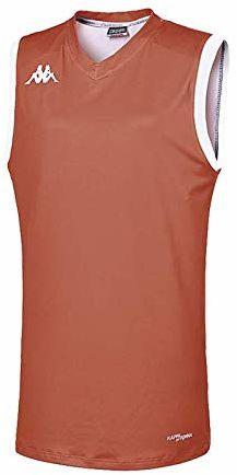 Kappa Atrani Tank Wo damska koszulka XL czerwona