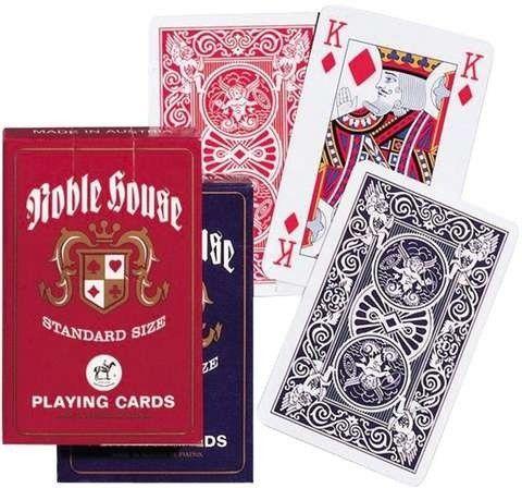 Karty do gry Noble House Piatnik