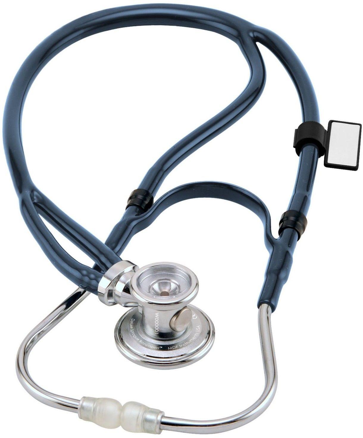 MDF 767X Granatowy Stetoskop kardiologiczny
