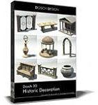 Dosch 3D: Historic Decoration - Certyfikaty Rzetelna Firma i Adobe Gold Reseller