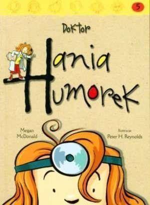 Hania Humorek T.5 Doktor - Megan McDonald