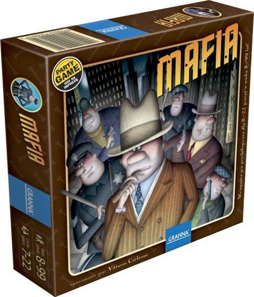 Na imprezę - Mafia GRANNA - Opracowanie Zbiorowe