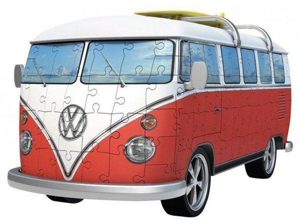 Puzzle 3D VW Bus T1 - Ravensburger