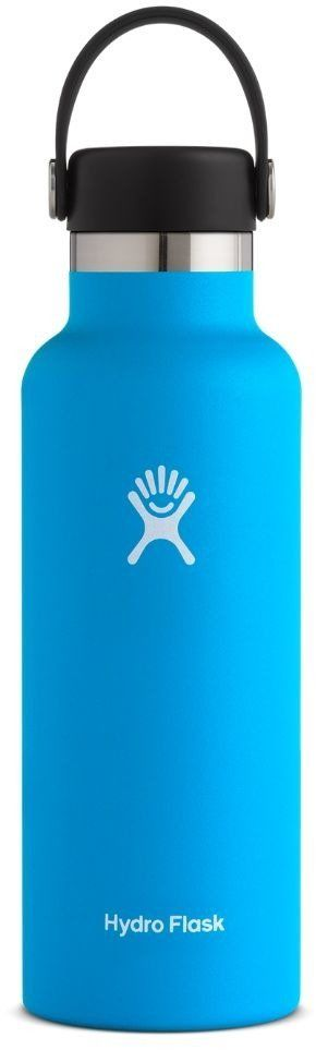 Butelka termiczna 532 ml Standard Mouth flex Cap Hydro Flask - pacific - pacific
