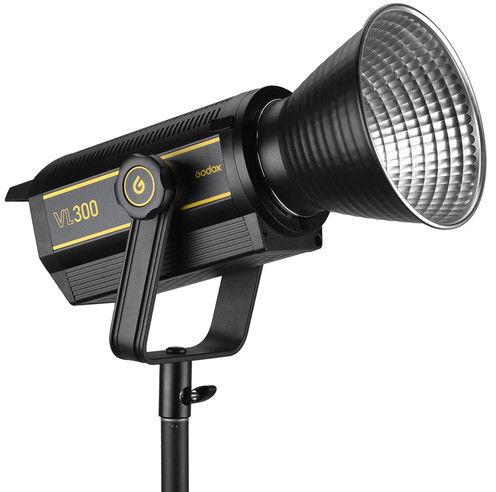 Godox VL300 Video LED - lampa diodowa, 300W, 5600K, Bowens Godox VL300 Video LED