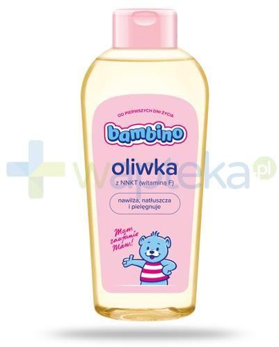 Bambino oliwka z witaminą F dla dzieci i niemowląt 300 ml