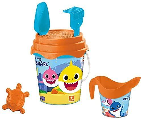 Mondo -28643 Smartstudio Baby Shark Set Meer Renew Toys Bio, wielokolorowe, 2005738