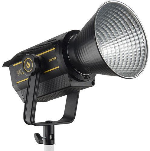 Godox VL200 Video LED - lampa diodowa, 200W, 5600K, Bowens Godox VL200 Video LED