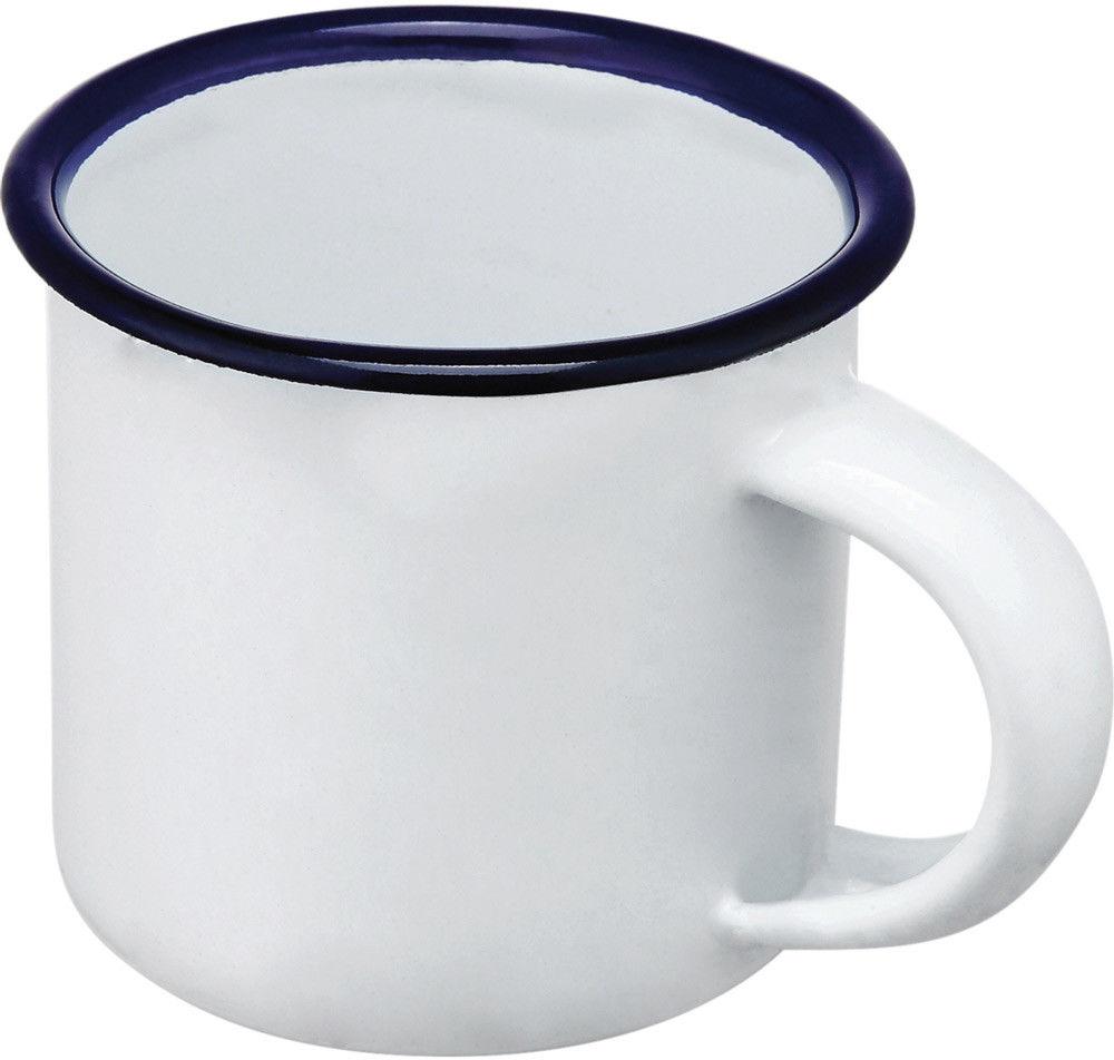 Kubek do espresso emaliowany 0,1 l Stalgast 547009