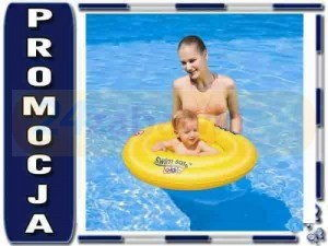 Koło do nauki pływania Bestway Swim Safe z oparciem 69cm okrągłe