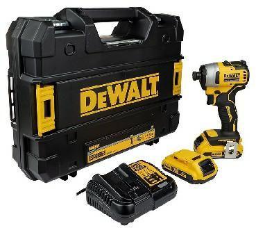 DEWALT.ZAKRĘTARKA UDAR.18V DCF809D2T-QW