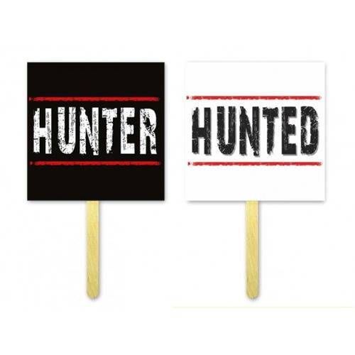 Foto rekwizyty Hunter / Hunted - 2 szt.