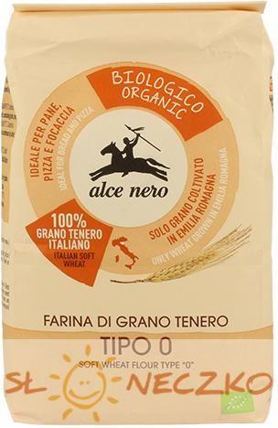 Mąka pszenna typ 0 BIO 1kg Alce Nero