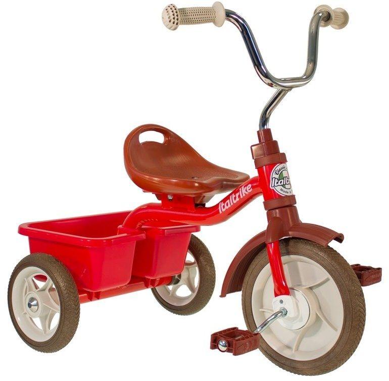 Rowerek trójkołowy Transporter Champion Italtrike