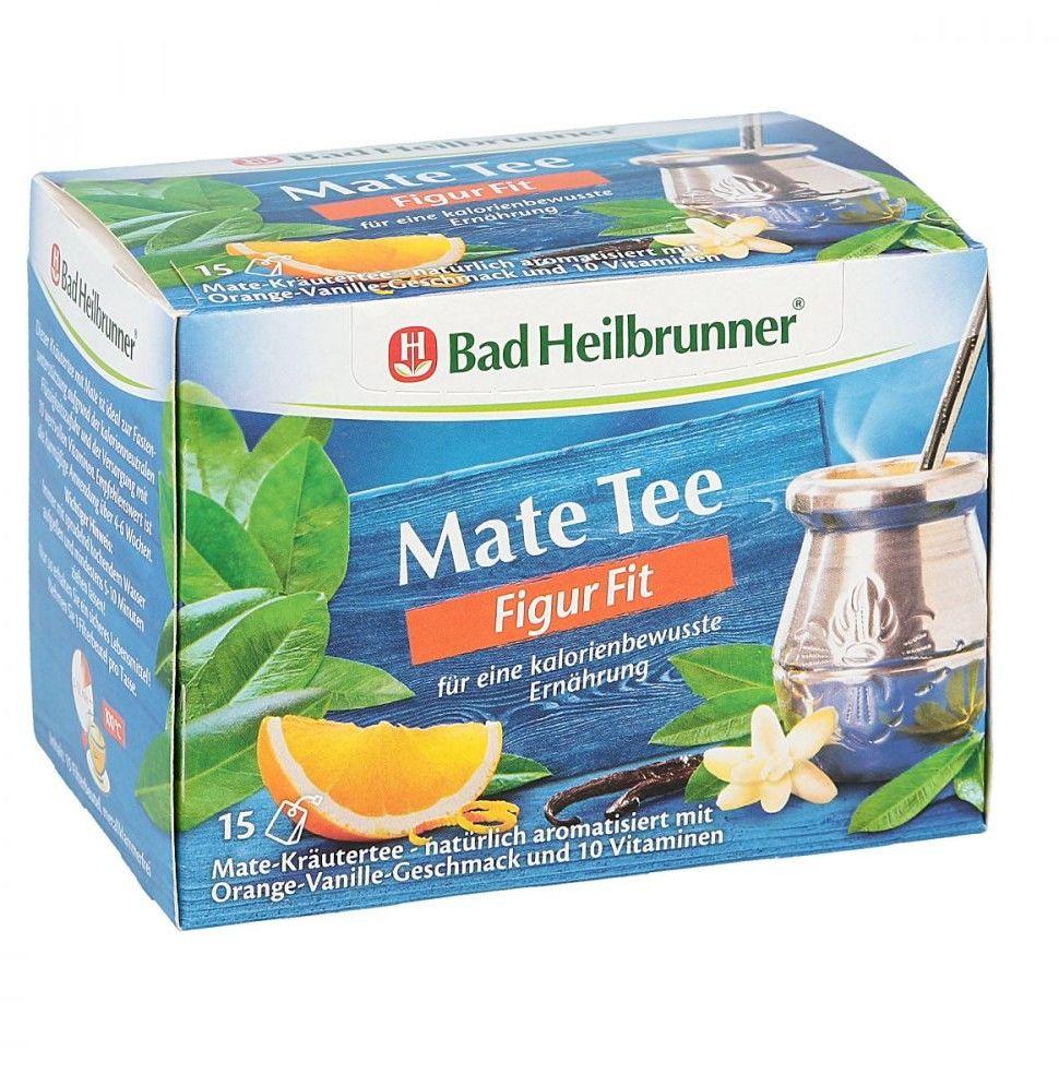 Bad Heilbrunner Mate Figur Fit herbata