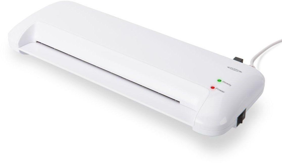 EDNET Laminator A4, prędkość: 400mm/min., grubość: 80-125 mikronów, biały