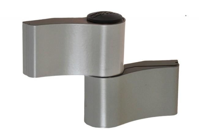 Zawias WALA WX 2-skrzydełkowy symetryczny L=92 srebrny